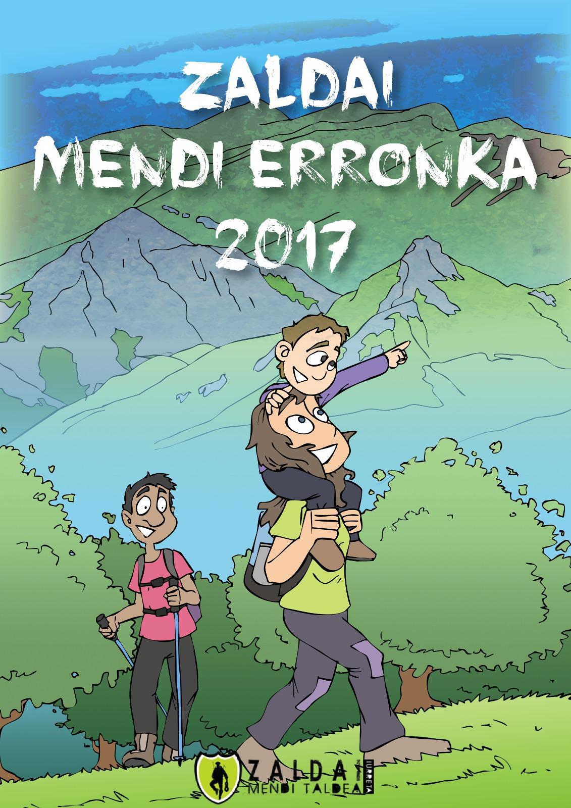 Mendi  Erronka  2017